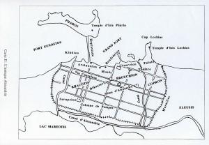 L'antique Alexandrie